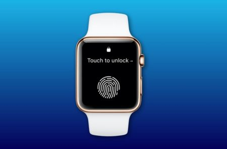 Apple、Apple Watchに「Touch ID」が搭載される可能性