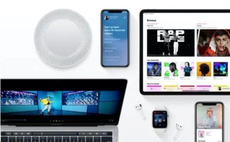 Apple Music、メジャーなレコードレーベルとの複数年契約を締結