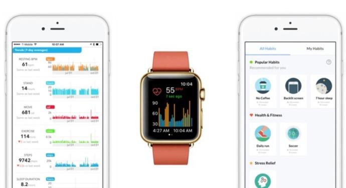 Apple Watch の心電図アプリででCOVID-19およびインフルエンザでの体の反応を監視できる