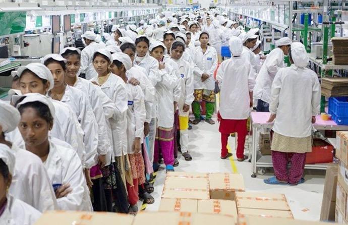 インドで21日間のロックダウンによりiPhoneの生産がすべてストップ