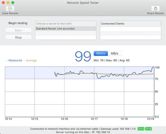 LAN speed test tool 00005 z