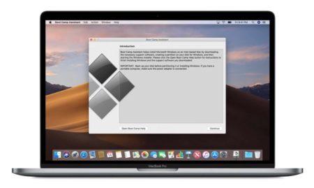 Apple、Windows 10を実行しているMacで画面が歪む問題に対処する新しいサポートドキュメントを公開