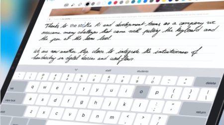 【iPad】Apple Pencil対応の手書きメモ「Nebo」、リモート作業を支援するためにPro機能を無料