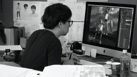 Apple Japan、「Macの向こうから — 新海誠」の新しいCFを公開