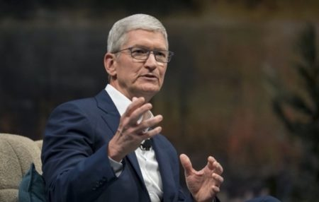 Tim Cook、AppleがCOVID-19と戦うために1,000万枚のマスクの寄付を発表