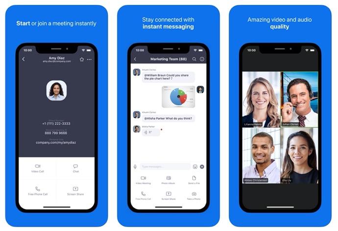 Zoom iOSアプリがアップデートで、Facebookにデータを送信するコードを削除