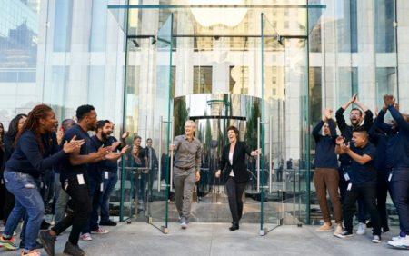 ニューヨーク州Cuomo知事、Appleからの190万枚のマスクの寄付にTwitterで感謝の意