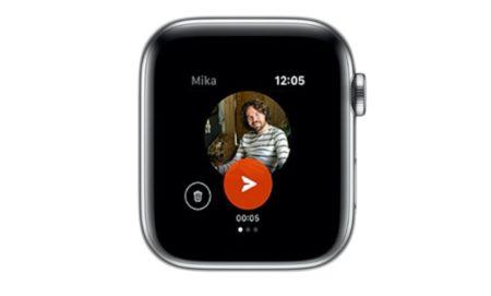 Facebook、 Apple Watch経由で友達にメッセージを送れる新アプリ「Kit」をリリース