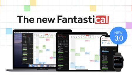 Fantastical for iPadがアップデートされ新しいiPadOS 13.4トラックパッド機能をサポート