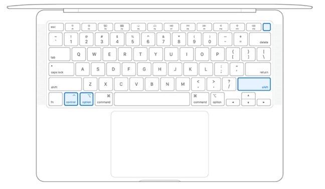 MacBook USB C 00002 z