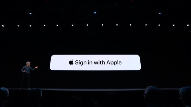 Sign In with Apple z