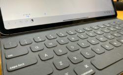 iPadOS、外部キーボード使用時に音声入力機能を使う方法