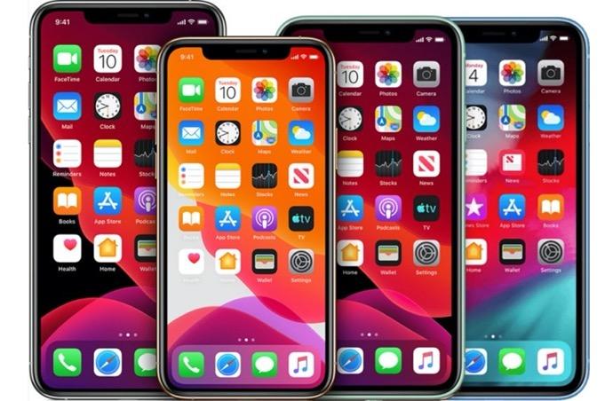 新しいiPhone12のリーク情報では、TrueDepthのノッチが小さくなる