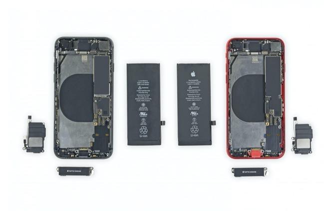 IPhone SE 2 teardown 00002