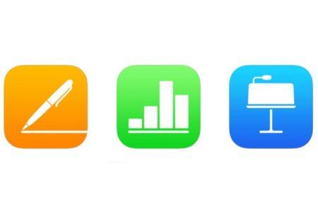 Apple、iCloud Driveの共有フォルダ機能などを追加したiOSおよびiPadOS用iWorkをリリース