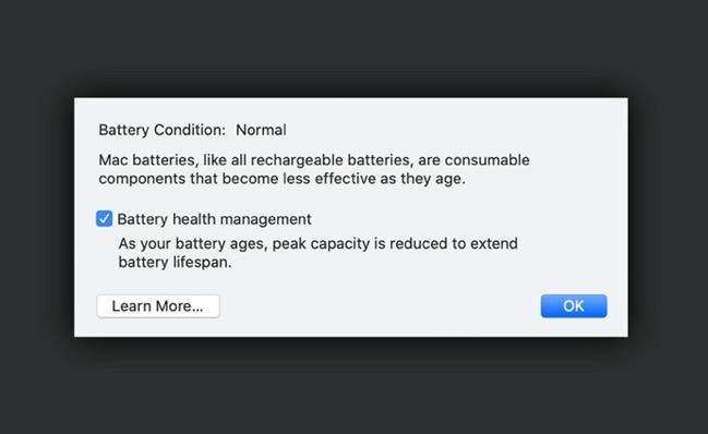 Mac Battery Health Management 00001 z
