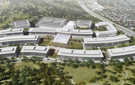 Apple、オースティンのキャンパスに192室規模のホテルを建設