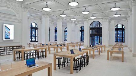 Apple、オーストラリアのApple Storeは22店舗の内21店舗を5月7日に再開