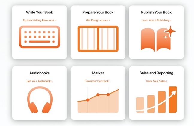 Apple Books for Authors 00002 z
