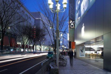 Apple 名古屋栄、Apple 福岡は5月27日より時短で再オープン