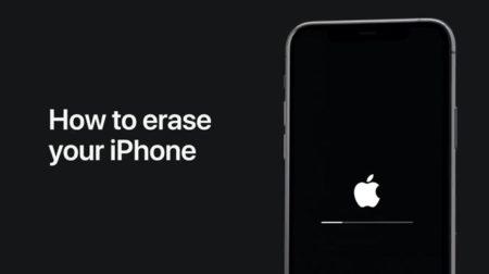 Apple Support、iPhoneを消去する方法のハウツービデオを公開