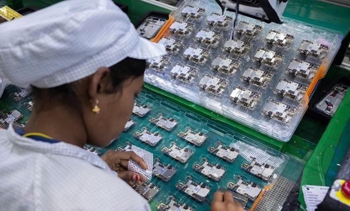 インド、インセンティブルールの変更でiPhoneの生産に意欲