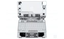iFixit、AppleのiPad Pro用Magic KeyboardのX線撮影を公開