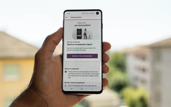 AppleとGoogleのAPIを利用した接触通知アプリをスイスが最初にローンチ