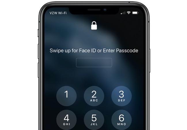 IOS 13 5 Face ID 00001 z