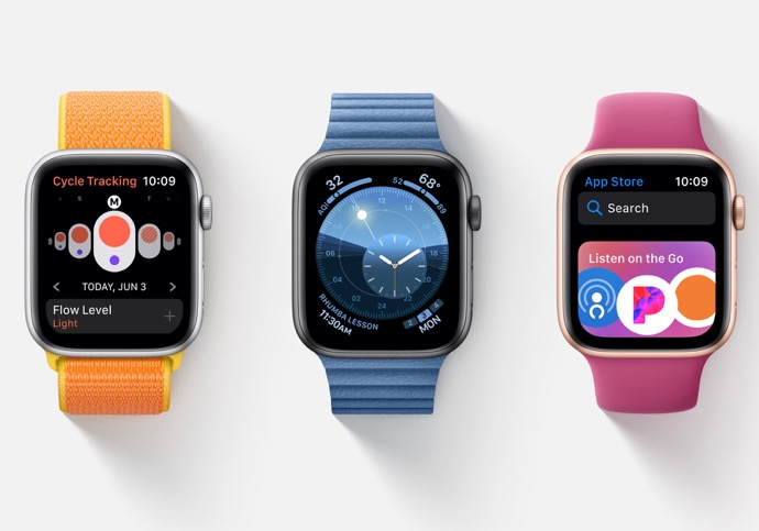Apple、新しい文字版を含む「watchOS 6.2.5」正式版をリリース