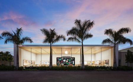 Appleは米国でCOVID-19が急増する中、11店舗を再び閉鎖
