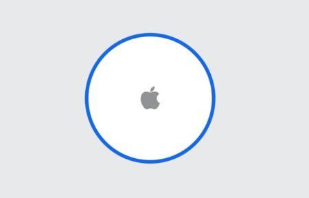 Apple、「AirTags」は交換可能なバッテリを使用し、位置を共有し、サウンドを再生し、特別なペアリングプロセスを備える
