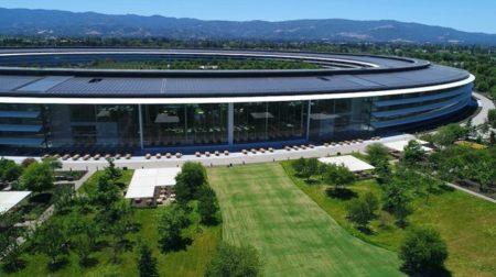 Apple社員のApple Parkへの復帰第1期が6月15日に始まる