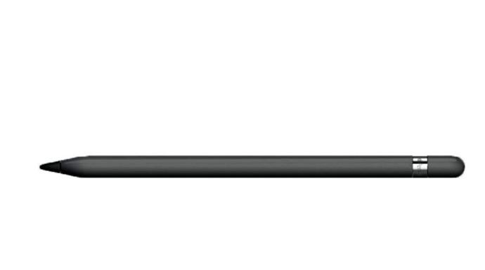 Apple Pencil のBlackカラーが間もなく登場か