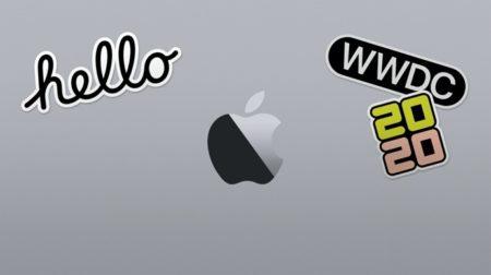 Apple、「WWDC 2020」の基調講演のライブ配信サイト(リアルタイム翻訳、リアルタイムテキスト)