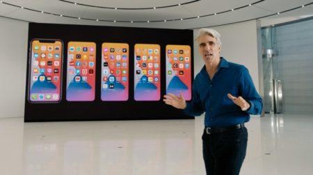 iPhone用iOS 14の新機能と変更点、その2 ホーム画面のカスタマイズの改善