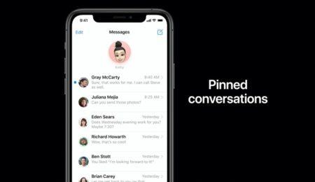 iPhone用iOS 14の新機能と変更点、その3 新しいカスタマイズとメッセージの改善
