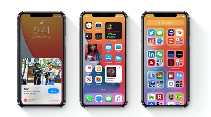Apple Japan、「iOS 14」「iPadOS 14」「macOS Big Sur」「watchOS 7」プレスリリースの日本語版を公開