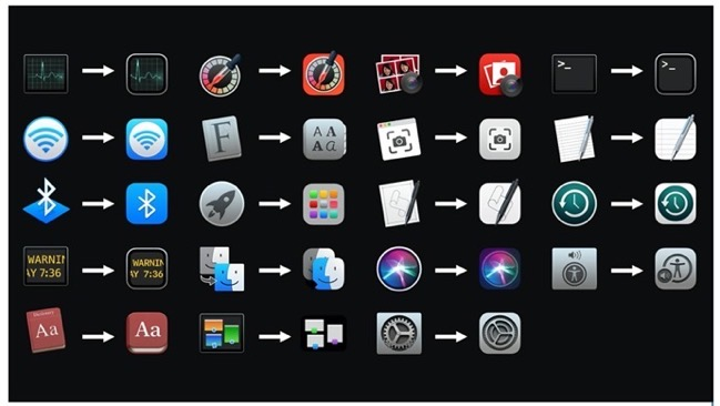 MacOS 11 0 Big Sur icon 00005 z