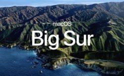 macOS 11.0 Big Surの署名済みシステム・ボリュームはセキュリティ保護を強化