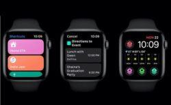 watchOS 7ではApple Watch上でショートカットをローカルで実行できる