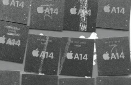 AppleのA14 Bionicチップの画像がリーカーによって公開される
