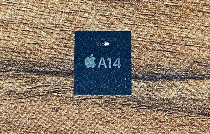iPhone 12のA14 RAMコンポーネントの画像がリークされる