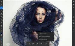 Photoshop for iPad、エッジブラシの調整とキャンパスの回転機能を追加でアップデート