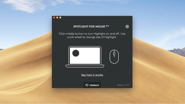 Spotlight for Mouse 00003 z