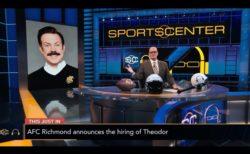 Apple TV+、新番組「Ted Lasso」の公式予告編を公開