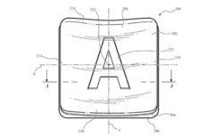 Apple、ガラス製キーボードの特許を申請