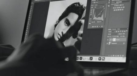 Apple、Macの向こうからシリーズで写真家Tyler MitchellとミュージシャンJames Blakeの新しいCFを公開