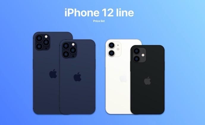 リーカーが、iPhone 12の価格、バッテリー容量、ストレージ構成を公開