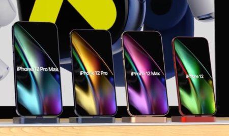 iPhone 12 Proは120 Hz対応ディスプレイ、改良されたスピーカーを搭載して出荷される可能性